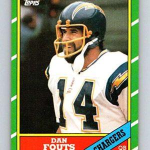 1986 Topps #231 Dan Fouts EX++