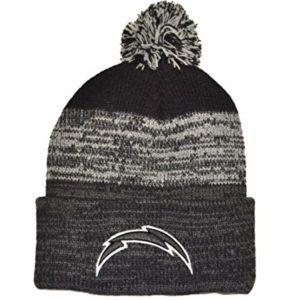 '47 San Diego Chargers Black Static
