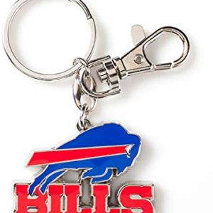 Aminco NFL Buffalo Bills Heavyweight Keychain