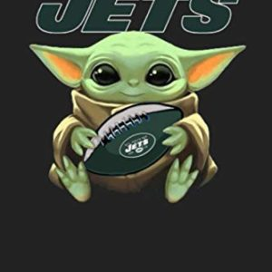 Baby Yoda Loves The New York Jets