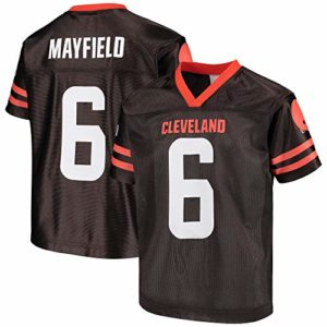 Baker Mayfield Cleveland Browns Brown #6