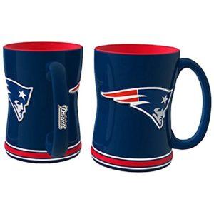 Boelter NFL Sculpted Coffee Mug
