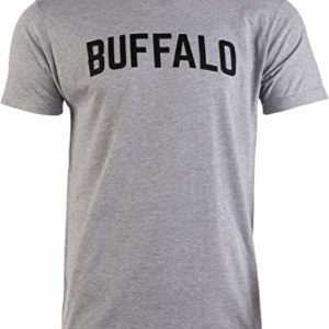 Buffalo | Classic Retro City Grey