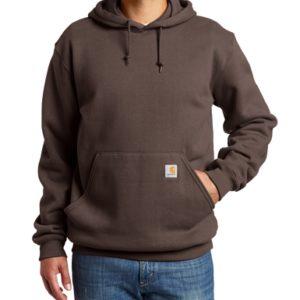 Carhartt Men's Midweight Hooded Sweatshirt
