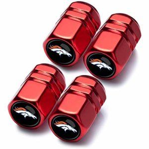 Chaimshion 4 Red C-AR Tire Valve