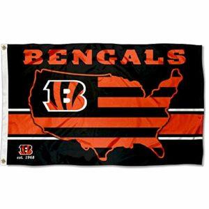 Cincinnati Bengals Nation USA American Country