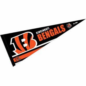 Cincinnati Bengals Pennant Banner Flag