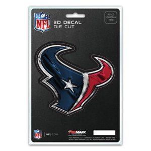 FANMATS NFL Houston Texans 3-D Decal