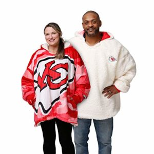 FOCO Kansas City Chiefs NFL Reversible
