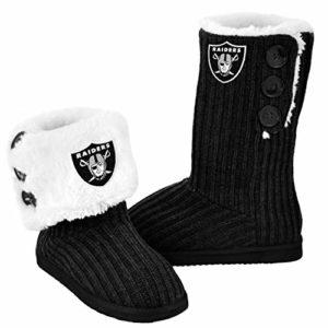 FOCO NFL Oakland Raiders Knit High