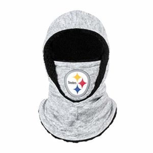 FOCO Pittsburgh Steelers NFL Heather Grey