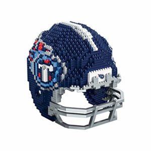 FOCO Tennessee Titans NFL 3D BRXLZ Puzzle