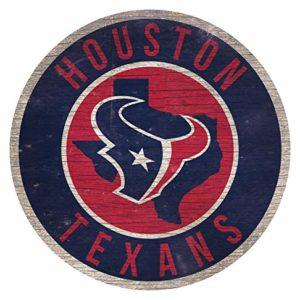 Fan Creations Houston Texans Wood Sign 12