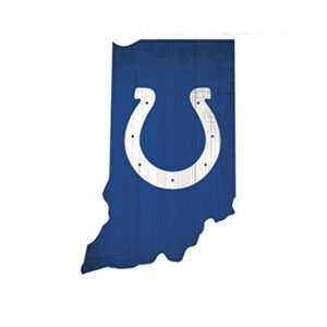 Fan Creations Indianapolis Colts Wood Sign 12