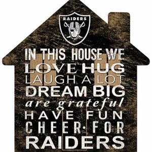 Fan Creations NFL Las Vegas Raiders