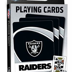 MasterPieces NFL Oakland Raiders Playing Cards