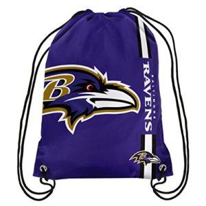 NFL Baltimore Ravens Big Logo Drawstring