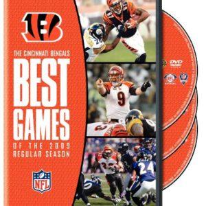 NFL Cincinnati Bengals: Best Games of