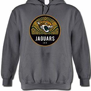 NFL Jacksonville Jaguars Men's Team Graphic Gray