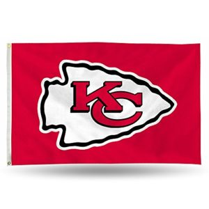 NFL Kansas City Chiefs 3-Foot by