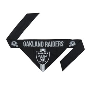 NFL Oakland Raiders Pet Bandanna
