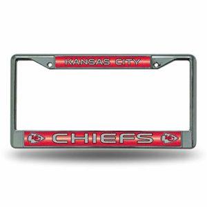 NFL Rico Industries Bling Chrome License