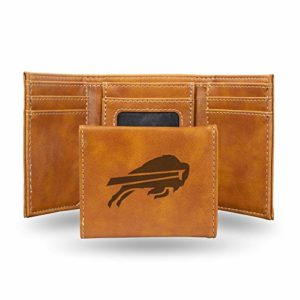 NFL Rico Industries Laser Engraved Trifold