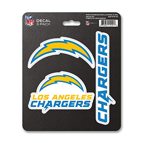 NFL San Diego Chargers Team Decal