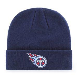OTS NFL Tennessee Titans Men's Raised Cuff