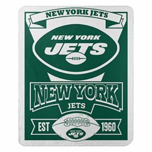 Officially Licensed NFL New York Jets Marque