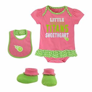 Outerstuff Tennessee Titans NFL Infant Pink Little