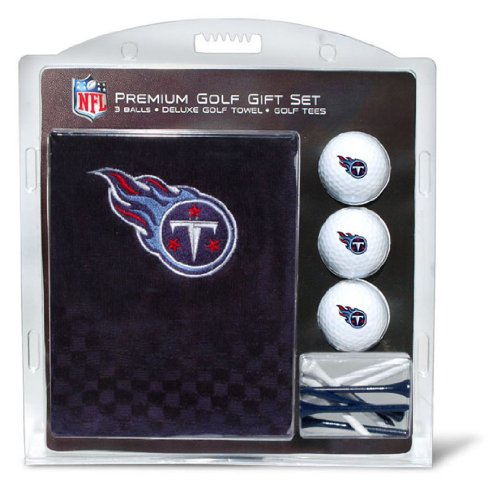 TEAM GOLF NFL Tennessee Titans Gift Set