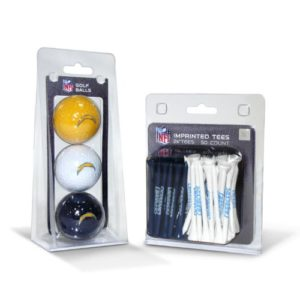 Team Golf NFL San Diego Chargers