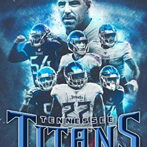 Tennessee Titans 2021 Calendar