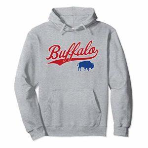 Vintage NY Buffalo-Football New York Sports