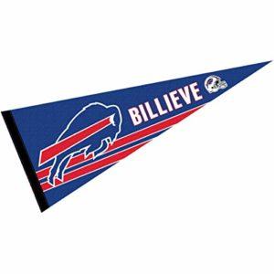 WinCraft Buffalo Bills Billieve Pennant Banner