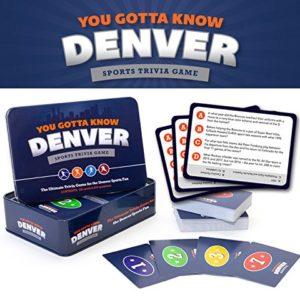 You Gotta Know Denver - Sports