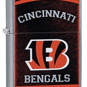 Zippo NFL Cincinnati Bengals Pocket Lighter