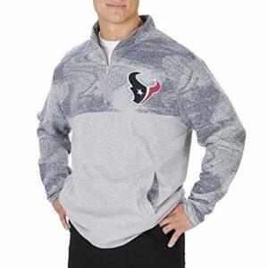 Zubaz Officially Licensed NFL Men's Houston Texans